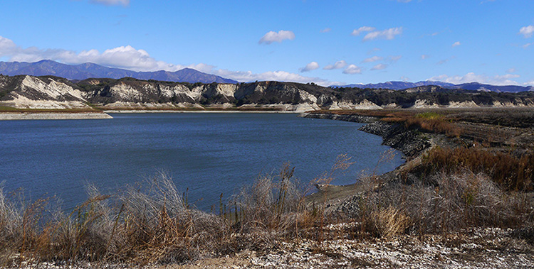 Lake cachuma our largest water supply source goleta for Lake cachuma fishing report