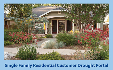 Single Family Residential Customer Drought Portal